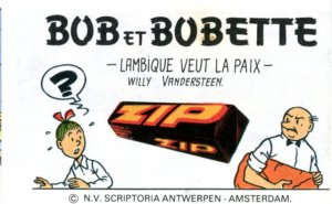 BOB39   1er plat