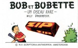 BOB23   1er plat